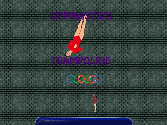 Trampoline Gymnastics free android game